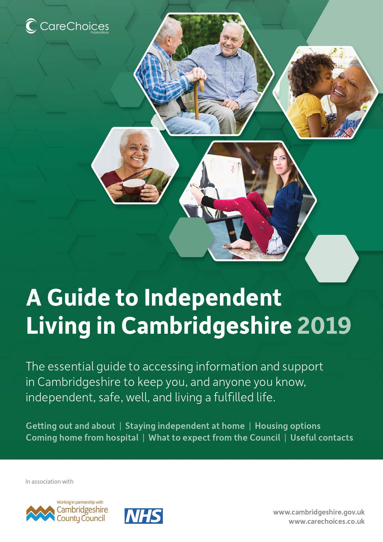 43a902e3f81d2 Cambridgeshire Care Services Directory - Care Choices