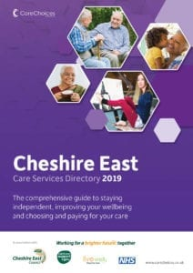 cheshire east care services directory