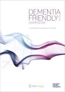 Hampshire Dementia Guide Cover