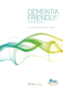 Dementia Friendly Hampshire cover