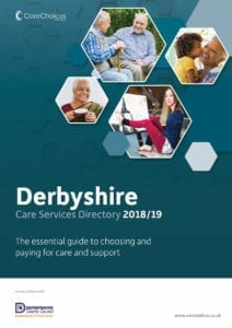 Derbyshire Care Services Directory 2018-19