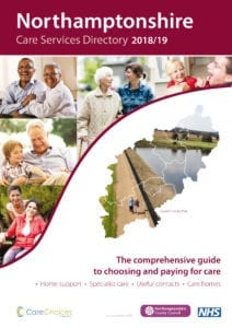 Northamptonshire Care Services Directory 2018-19