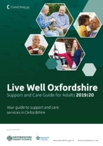 Live Well Oxfordshire Care