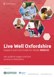Oxfordshire 2020/21 front cover