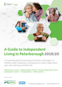 Peterborough guide independent living