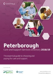 Peterborough Care Services Directory 2018-19 - for information on Care Services in Peterborough