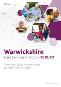 Warwickshire Care and Support Services cover