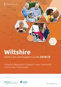 Wiltshire Care Guide Cover