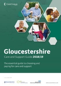 Gloucesteshire care and support guide