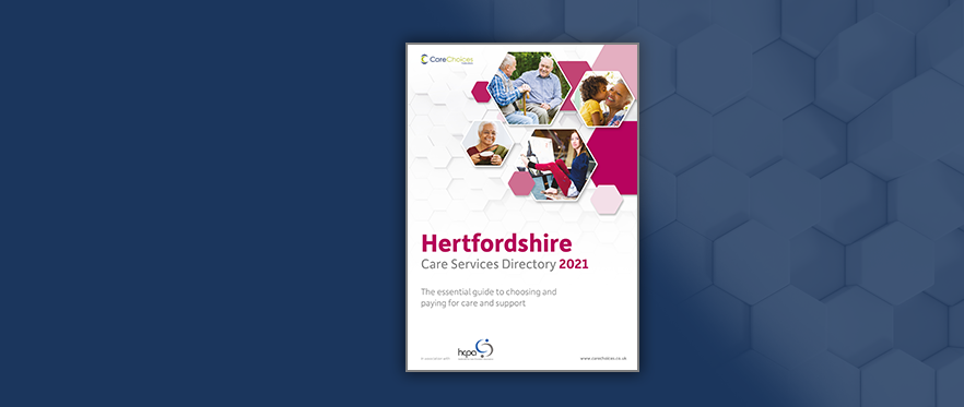 Hertfordshire Care Services Directory