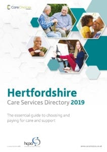 Herts 2019 Cover