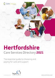 herts front cover