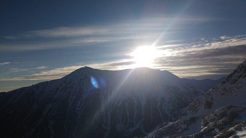 Elite Carers bulgaria climb - amazing view