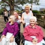 Zoo visit for Widnes care home residents