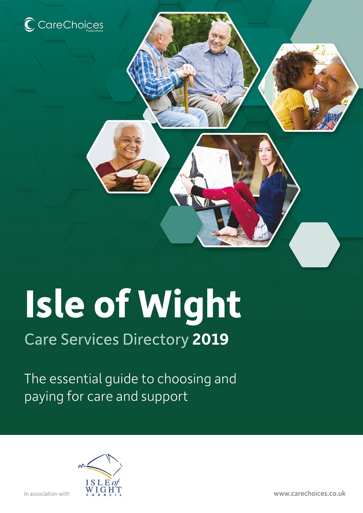 Isle of Wight Care Services Directory - Care Choices