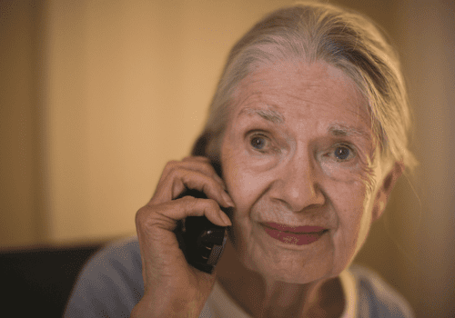 Independent Age protecting older people from scams