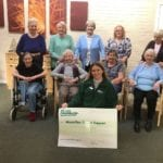 Magnificent Seven As Coffee Mornings Brew £13,800 for Charity