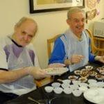 Tenants Bake Eggcellent Cakes for Easter Weekend