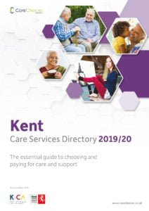 Kent Care Directory Cover