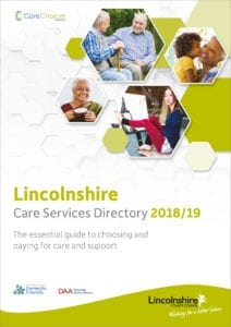 Lincolnshire Care Services Directory 2018-19