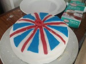 Lucerne House cake