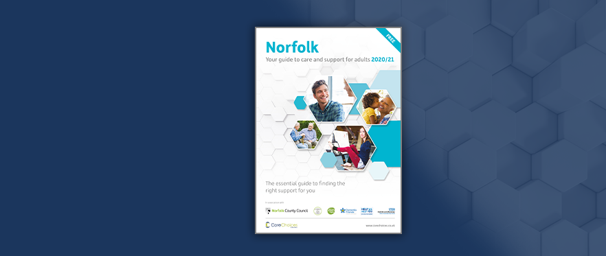 Norfolk Adult Care and Support Guide