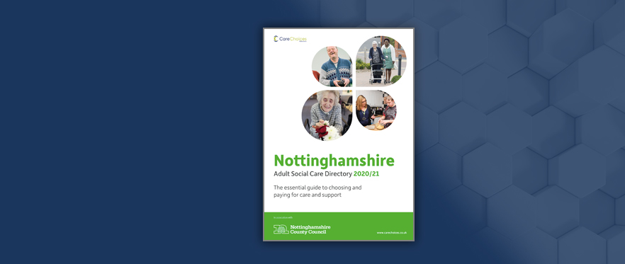 Nottinghamshire Adult Social Care Directory