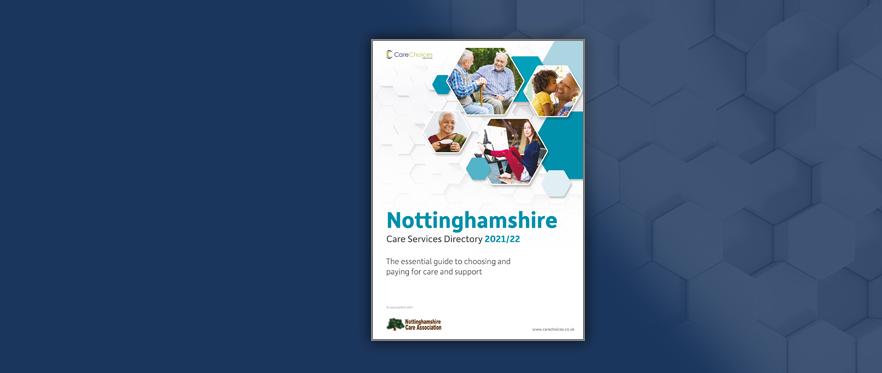 Nottinghamshire Adult Social Care Directory