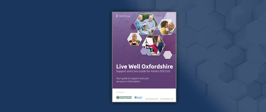 Live Well Oxfordshire Care Guide