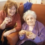 Manchester Care Home Wine Tasting