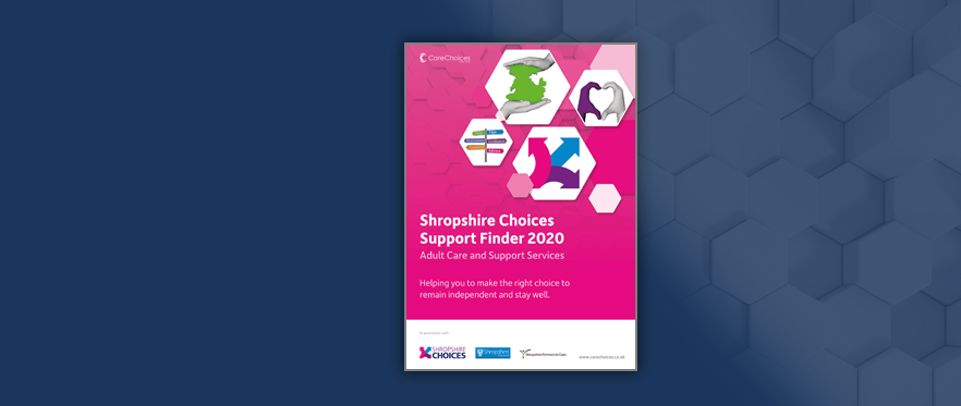 Shropshire Choices Support Finder