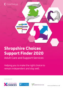 Shropshire Support Finder