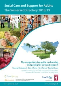 Somerset Care Services Directory 2018-19