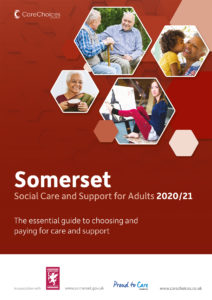 Somerset 2020/21 Front Cover
