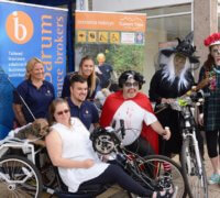 Spooky Cycle Launch 2018