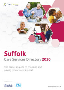 Suffolk Care Services cover