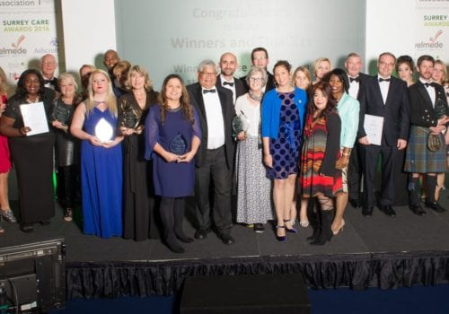 Surrey Care Awards