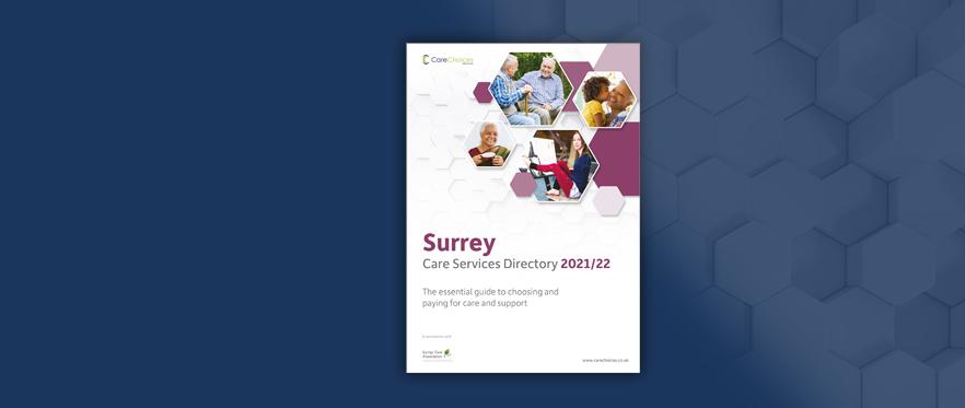 Surrey Care Services Directory