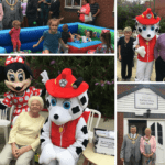 fun at the Halton View Care Home Summer Fayre