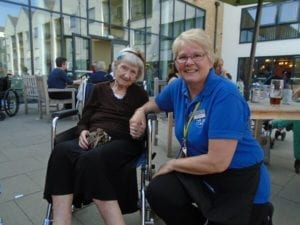 care home open day 2018 at bowen court