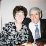 Sheila and Derek Winterton