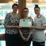 staff at Moor Park House are awarded a 5 star RDB rating