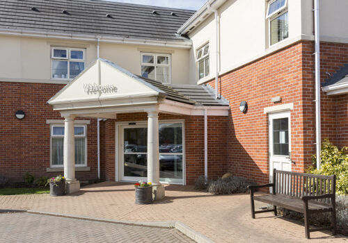 Hall Park Care Home