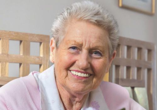 alina homecare elderly lady