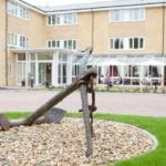 Amherst Court Care Home exterior