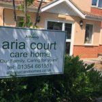 Aria Court Care Home