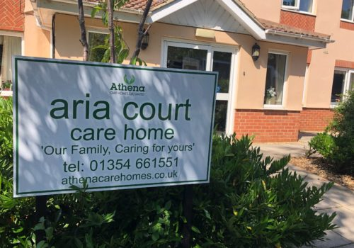 Aria Court Care Home