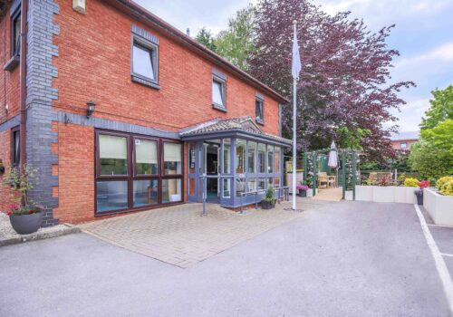Ashcombe House Barchester Healthcare