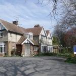 Badbury care home exterior