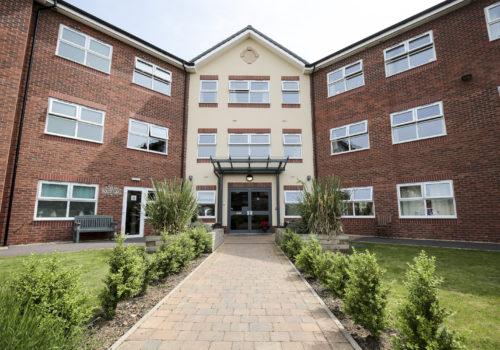 Beaumonth Hall External
